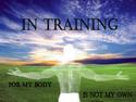 Big Man in Training Logo